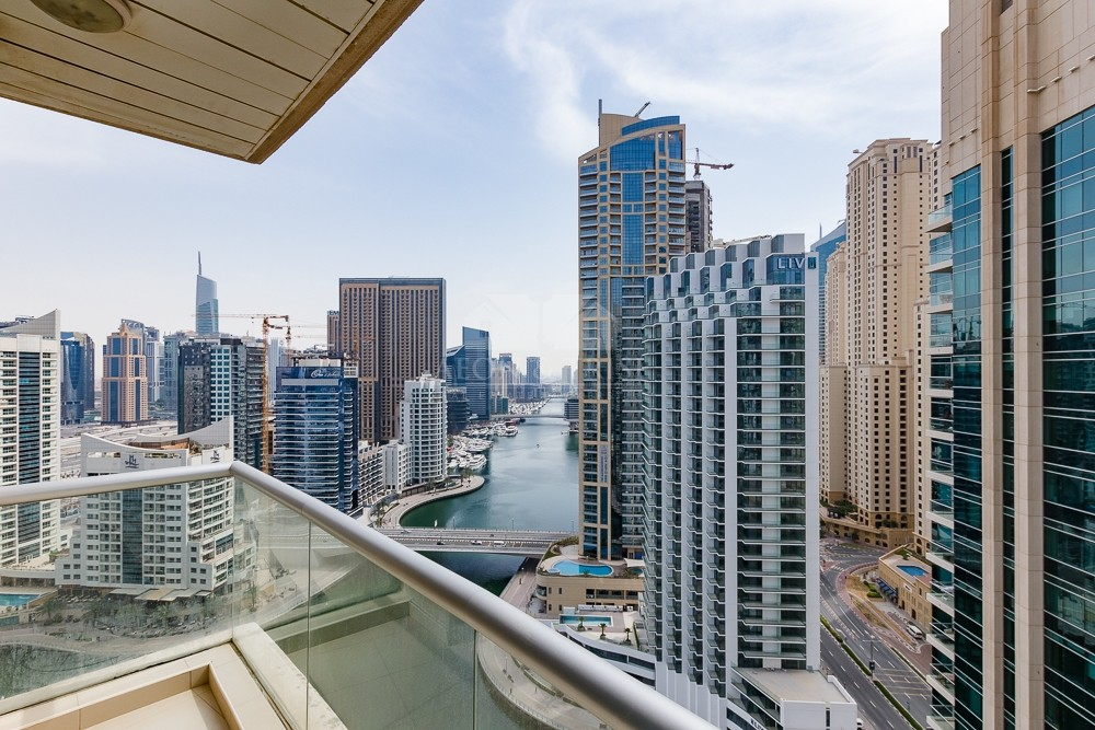 Full Marina View | Hot 2 Bedroom | Chiller Free