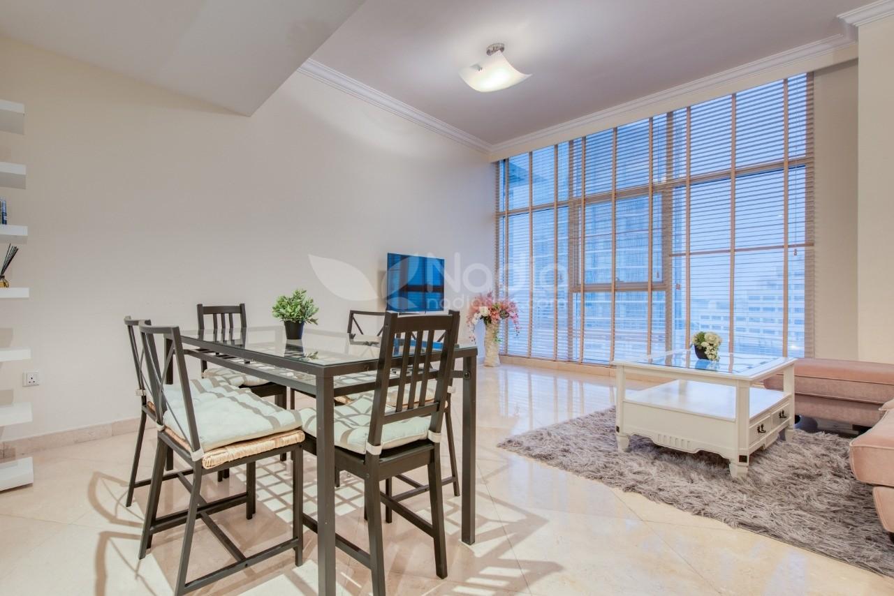 Fully Furnished 3BR + Maid | Dorra Bay | Dubai Marina
