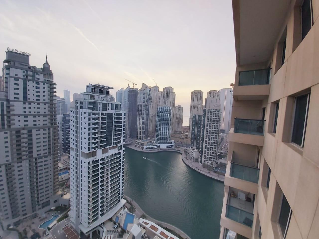Chiller Free   Higher Floor   Marina view