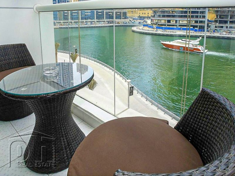 1 Bedroom | Furnished | Full Marina View