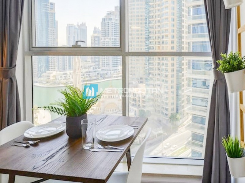 Marina View | Spacious 1 Bed | Fully Furnished