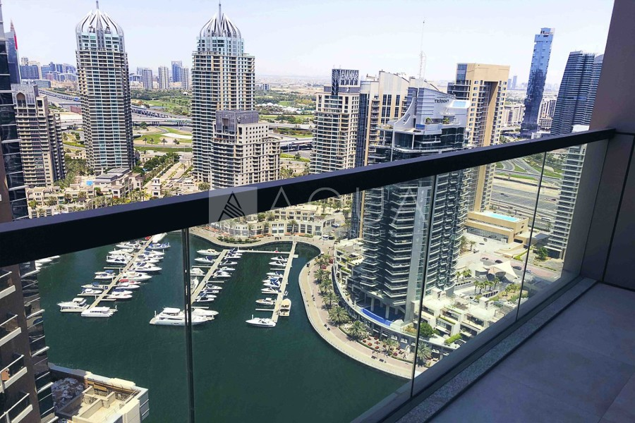 Stunning Sea View | Brand New 2 Beds Unit