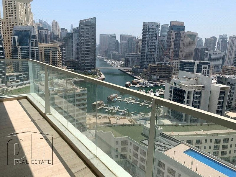 Full Marina View | High Floor | Modern