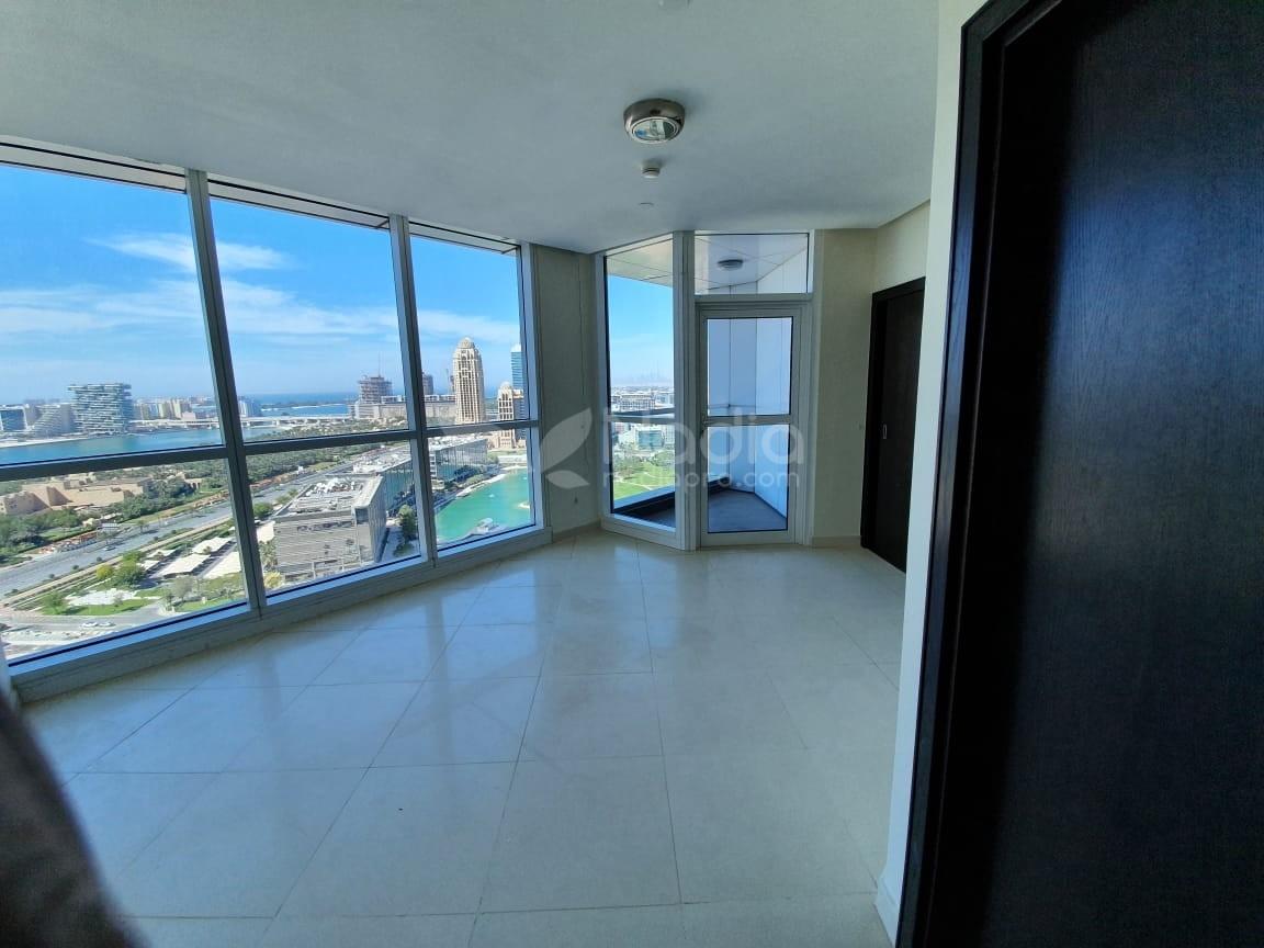 3BR+Maid  En-suite | Chiller Free | 2 Parking | 23 Marina Tower