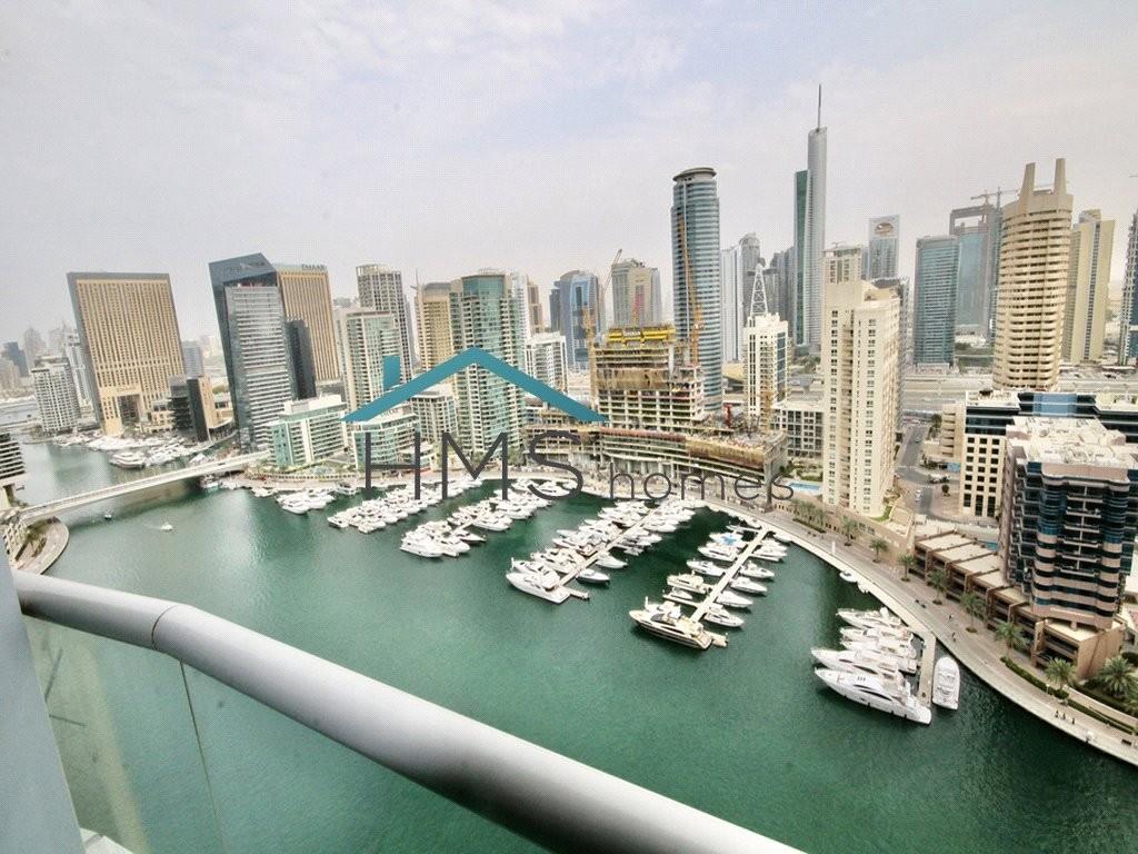 Amazing Marina View | High Floor | Spacious