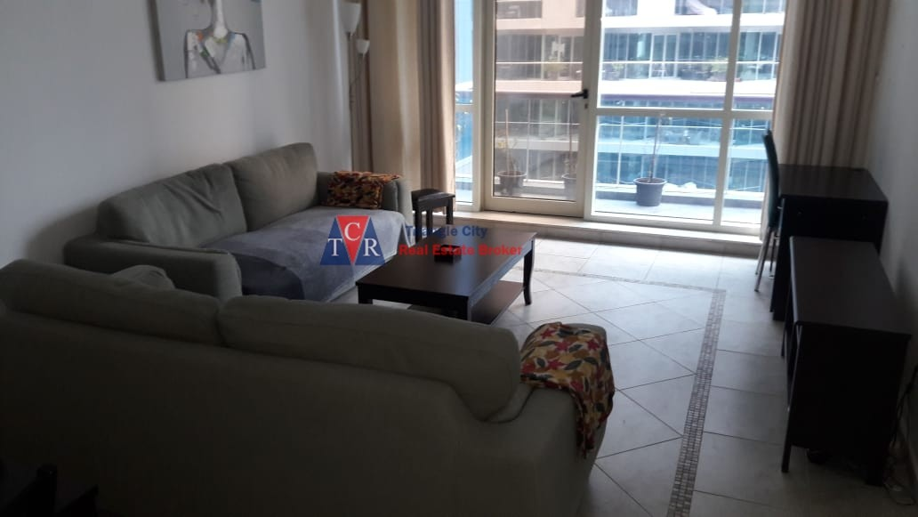 Furnished 2 Bed Room Hall for Rent in ARY Marina View