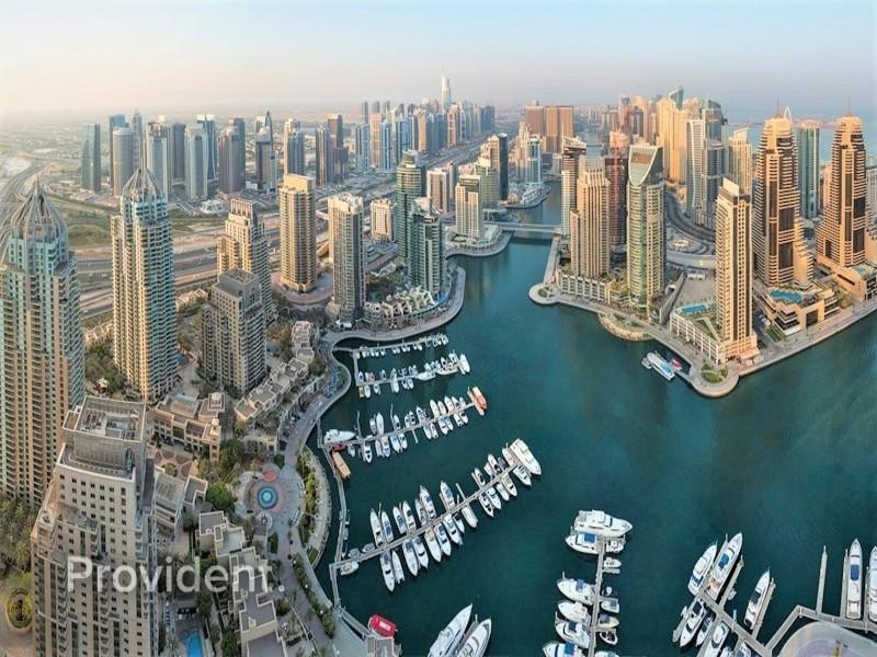 UNIQUE PH | Three Bedrooms | Marina Views