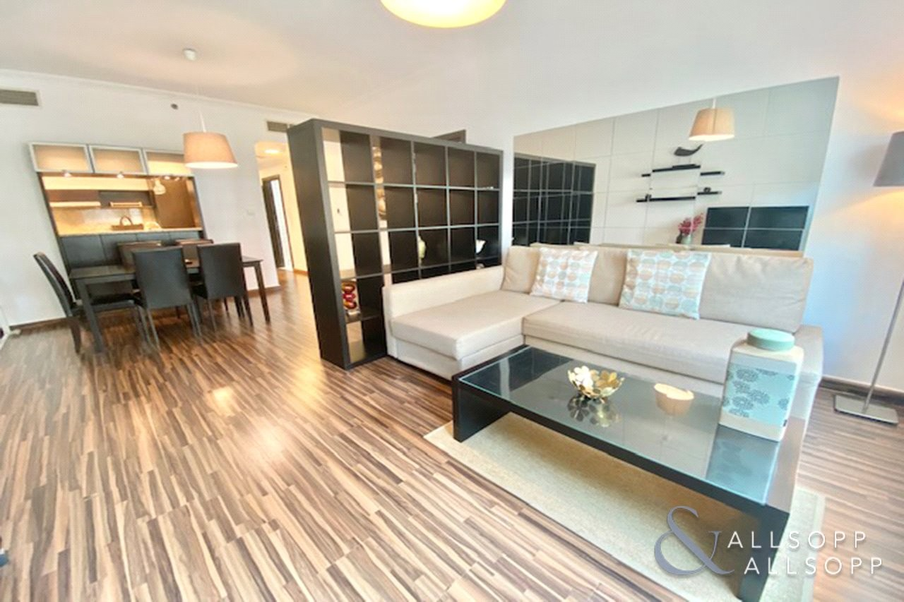 One Bed | Furnished | Upgraded Flooring