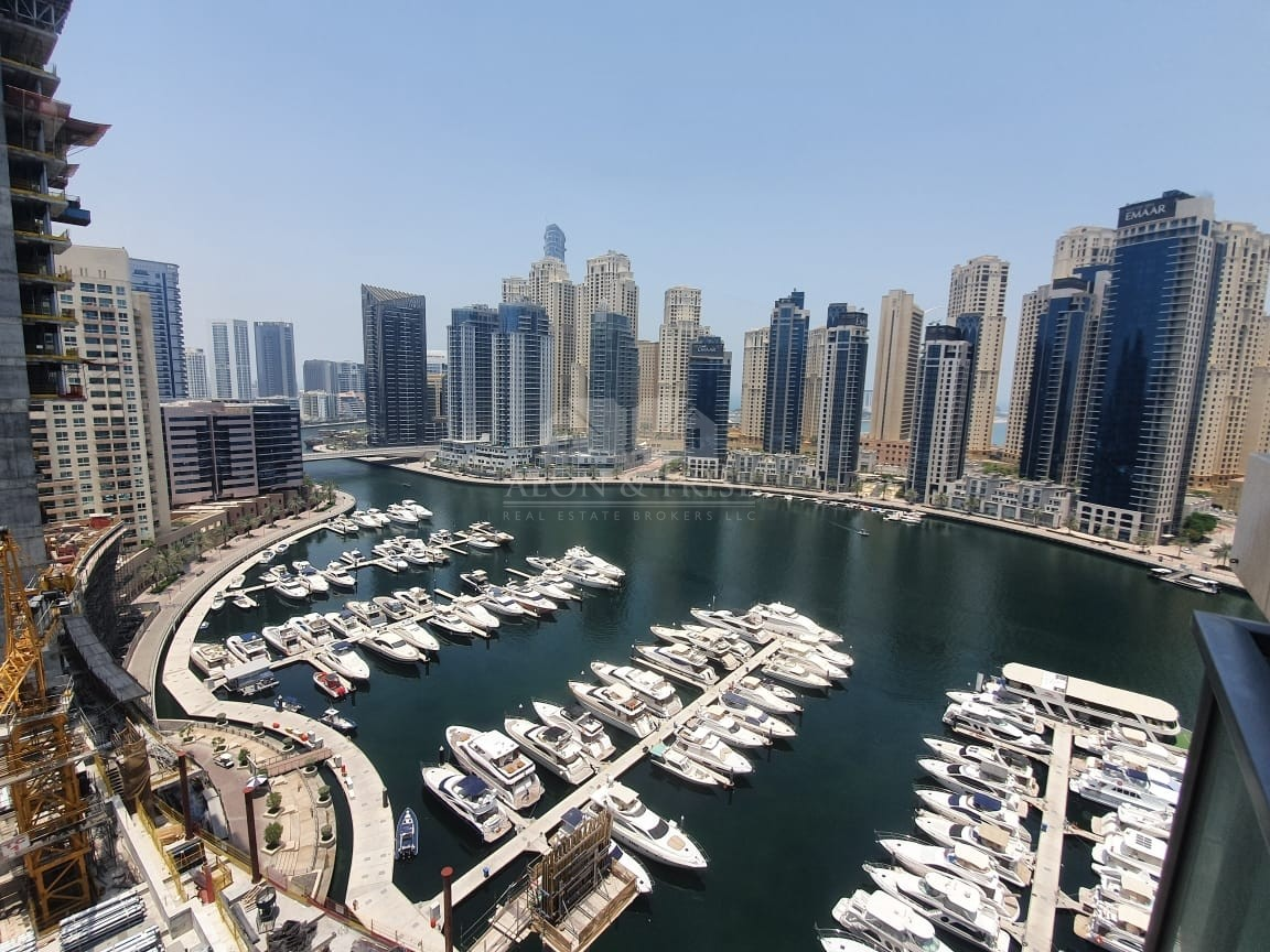 Exclusive   Marina View   2 bed + Study