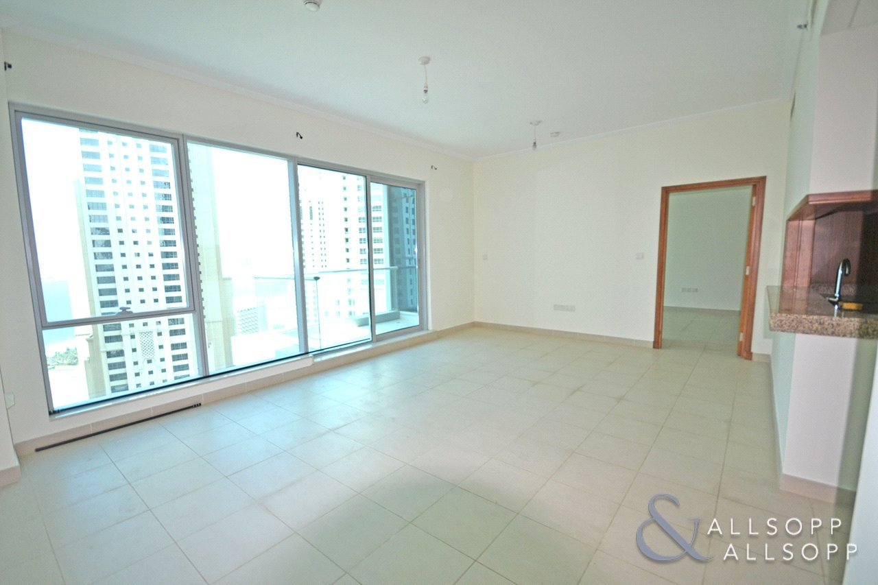 One Bed | Available | Partial Sea View