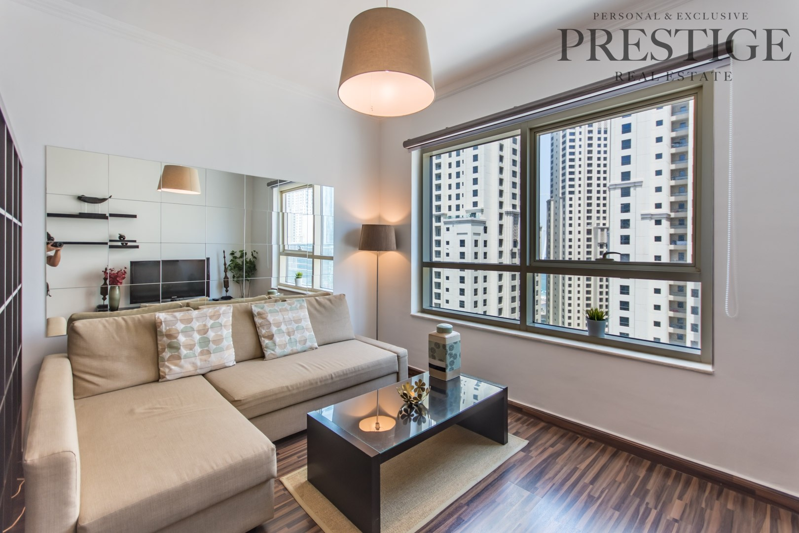 Marina View | Upgraded Unit | Fully Furnished