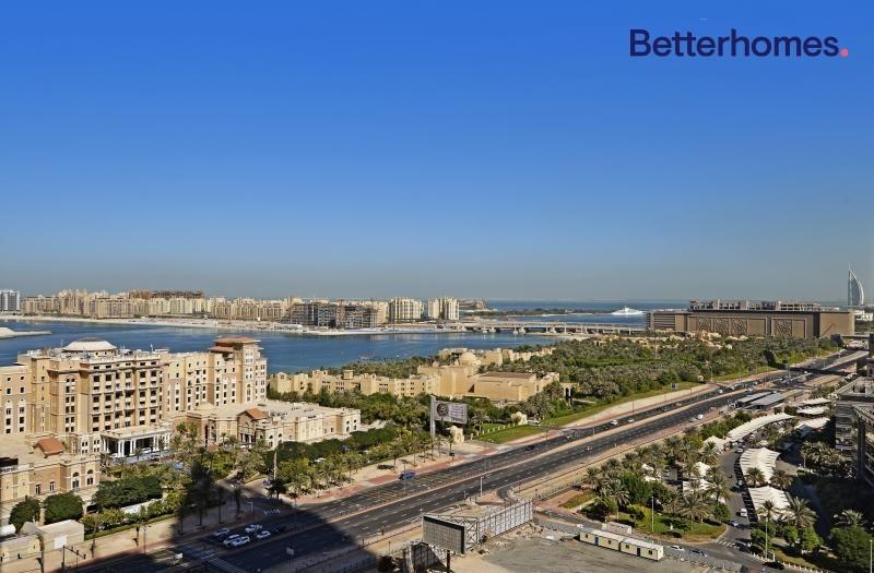 Massive Size | Unfurnished | Sea & Marina View