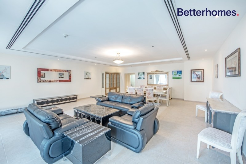 Luxury 4 Bedroom  w/ Maid's| Stunning Views