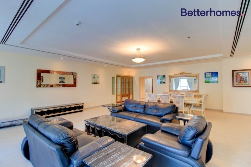 4 Bedroom Penthouse| Sea View| Tenanted