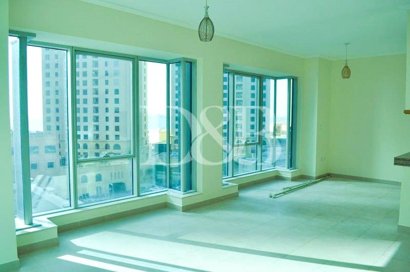 Sea Views | Well Maintained | Vacant Now