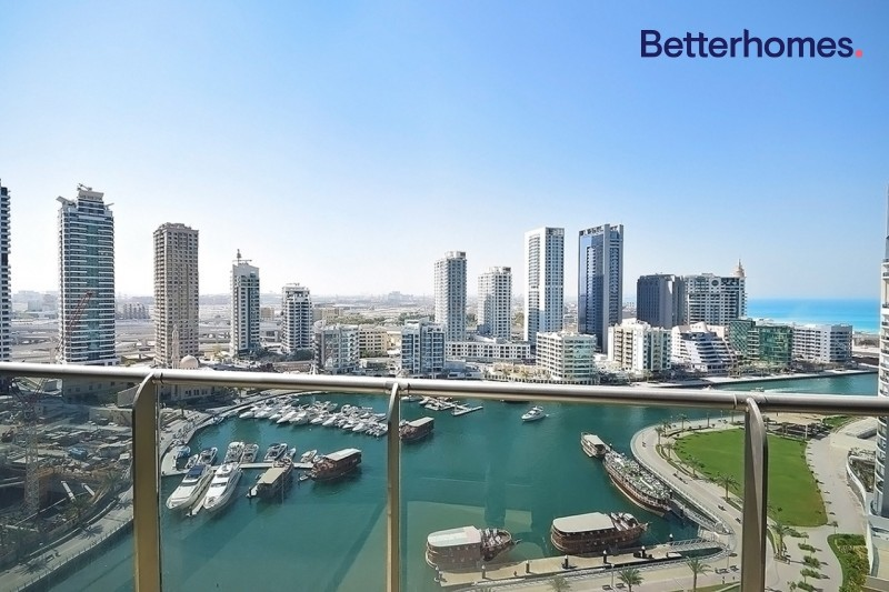 Great Marina View | Furnished |Available immediately