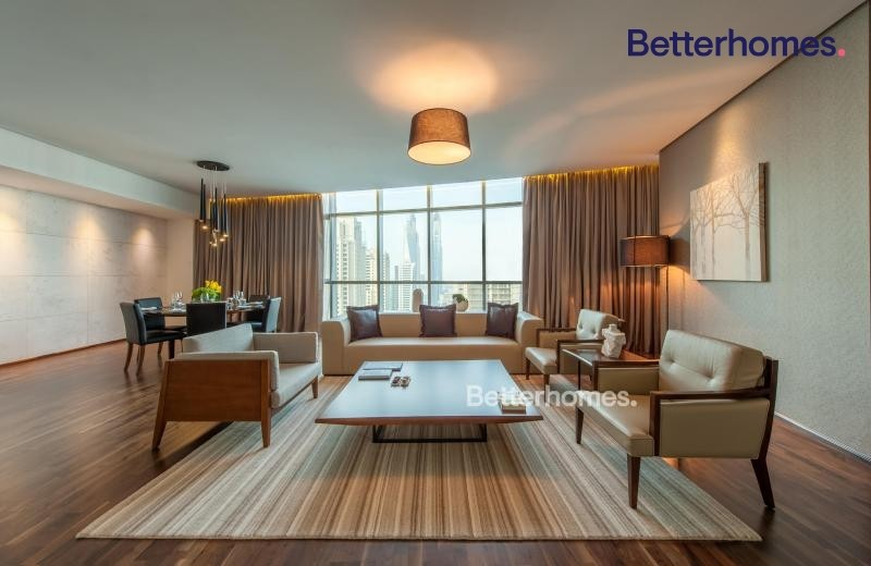 Sea View| Furnished/Serviced Hotel| Bills Included