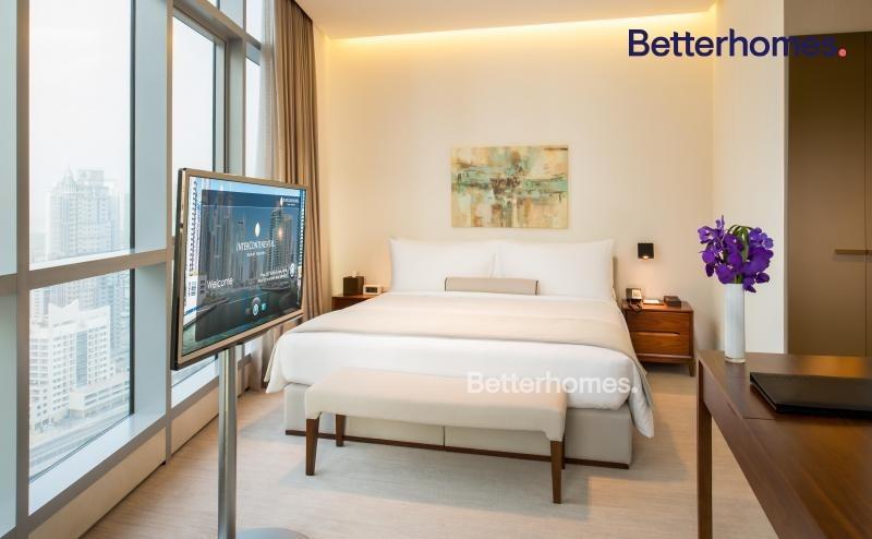 Marina View|Furnished|ServicedHotel|Bills Included