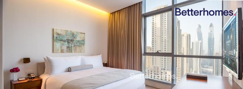 Marina View|High Flr|Furnished|Serviced|Luxurious