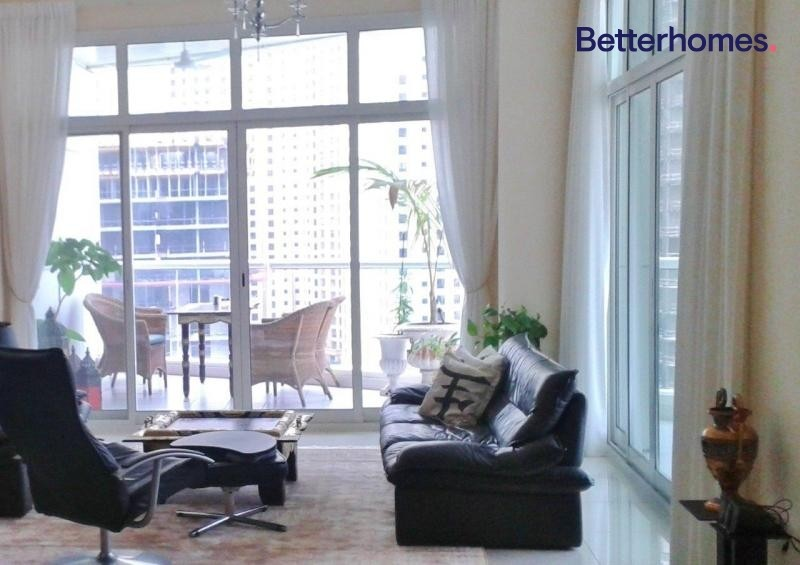 Fully Furnished   Marina View    Study