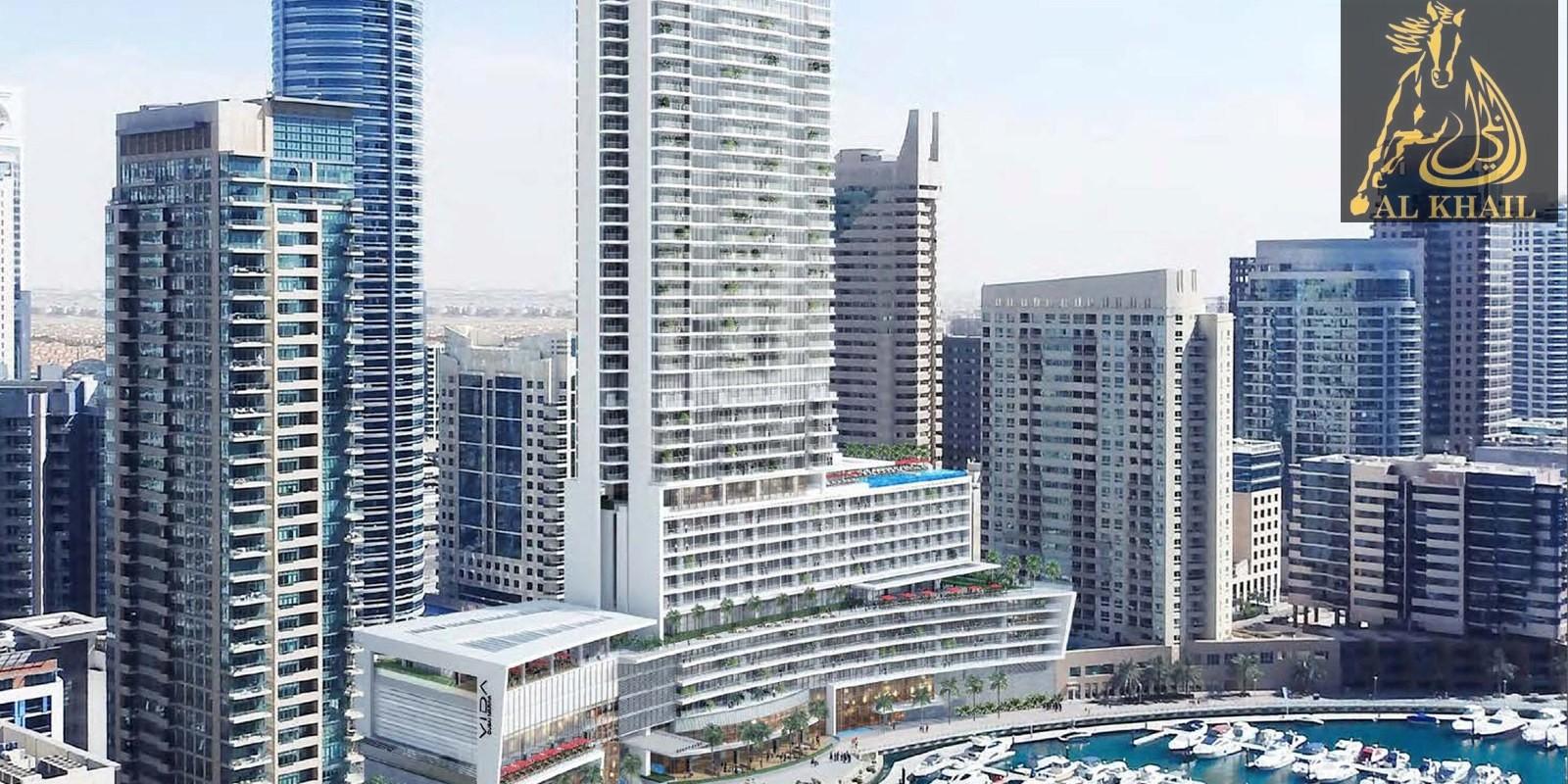 Spacious Grandeur 2BR in Dubai Marina Scenic Marina Views 3 Yrs Post Handover