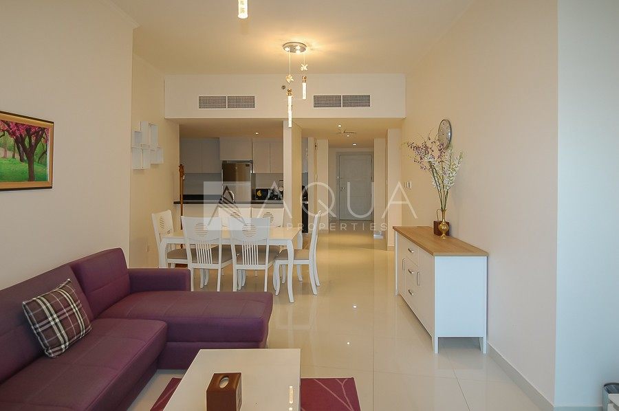 Luxurious Unit | Furnished | Maid's Room