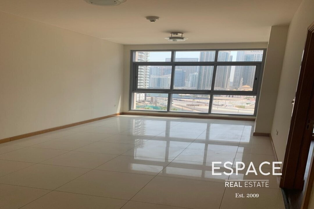 Unfurnished | Partial View | Low Floor