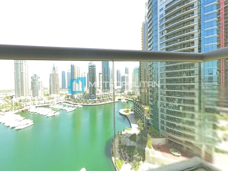 Fully Furnished I Marina View I 12 cheques