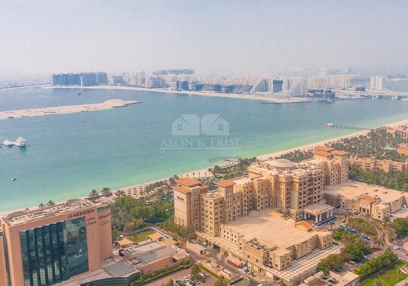 Huge 2 Bed+Maid in Marina Crown with stunning view