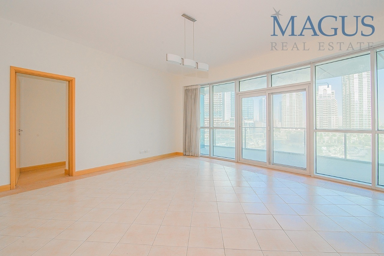 Full Marina View | Marina Terrace | 2 BR + Storage