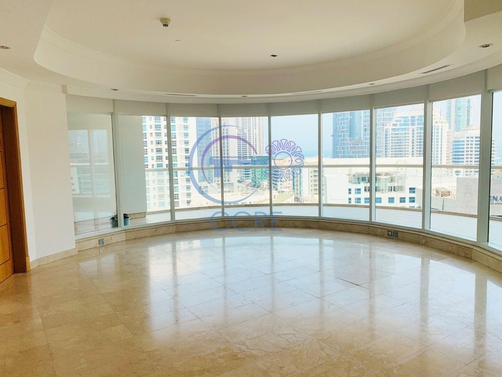 3 Bed + Maid | Chiller Free| Full Marina View