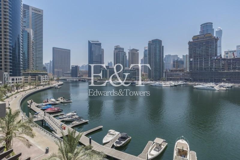 Luxury Upgraded Duplex Podium Villa Full Marina View