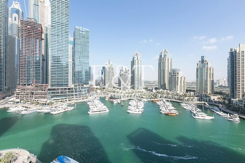 Full Marina View | Biggest Unit | Big Balcony