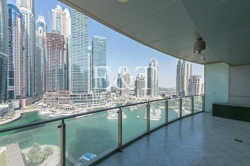 Full Marina View | Biggest Unit | Big Balcony