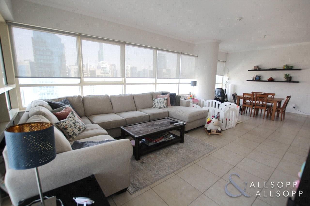 Unfurnished | Full Marina View | 2 Bedroom