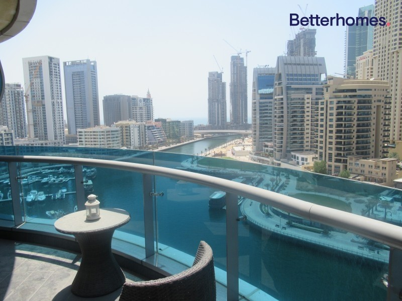 Full Marina View | Well Maintained | Furnished