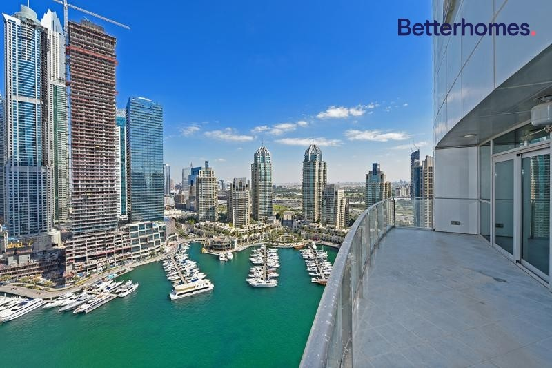Sea View | 3 Bedroom | Dubai Marina