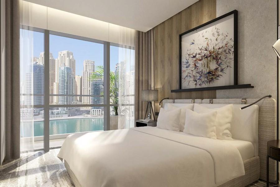 Full Marina View Apartment Near Marina Mall