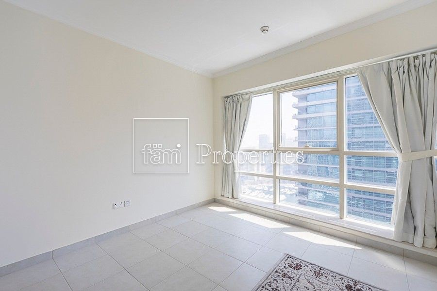 1 Bed|Vacant | Marina View| Unfurnished