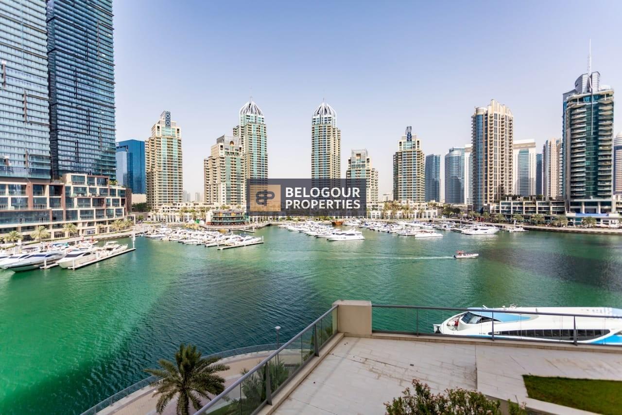Mesmerizing Marina Views | 1 Bedroom
