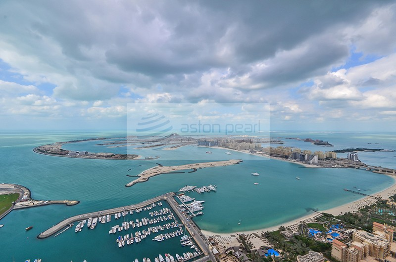 Spacious 3BR Apartment| Full Sea View | Vacant Now