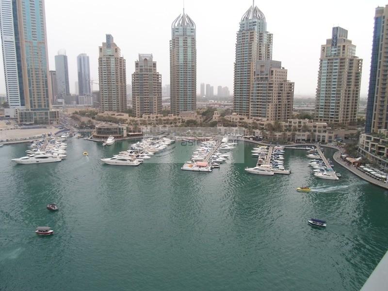 3 BR, High Floor   Full Marina View   Marina Tower