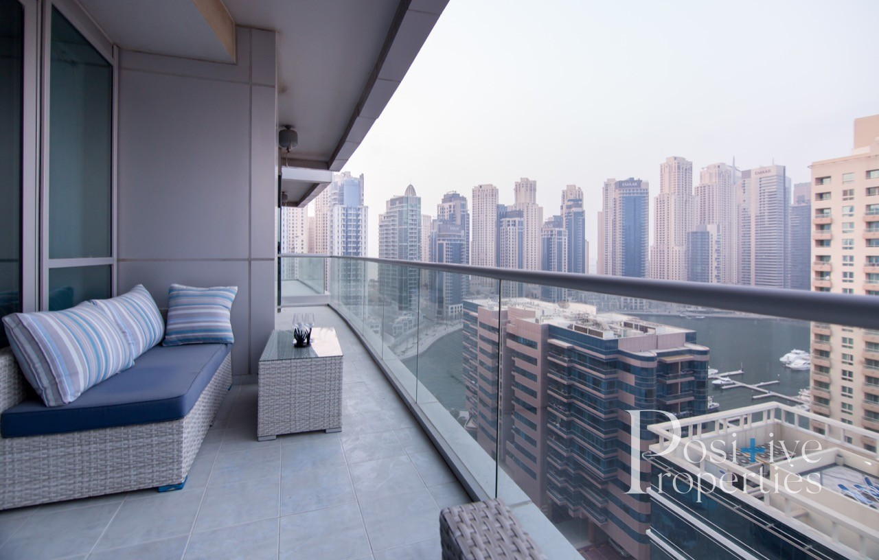 Exclusive Unit- Modern Upgraded Style- Marina View