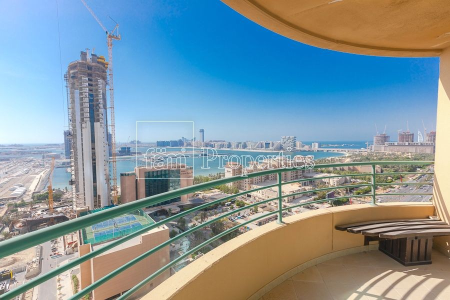 Furnished | Storage Room | Terrace with Sea Views