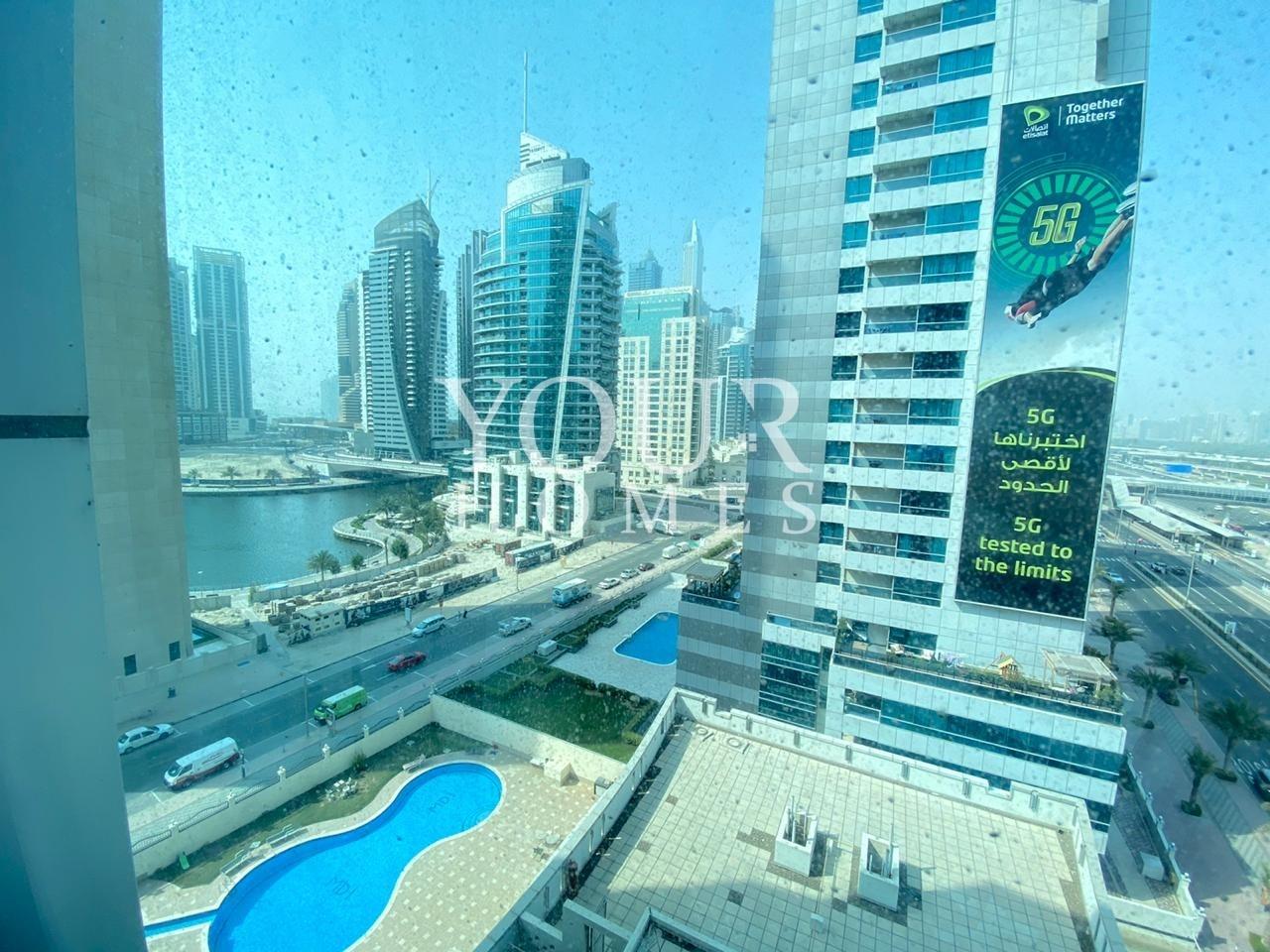 SO | F/F, AC, Gas, Free,Sheikh Zayed & Marina+Pool View
