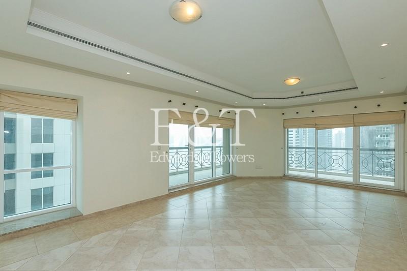 High Floor | 3BR + 2 Living Rooms + Maids Room