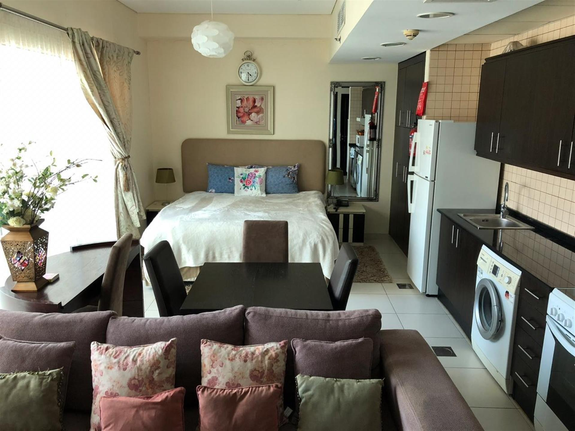 Furnished Studio   Marina View   Available