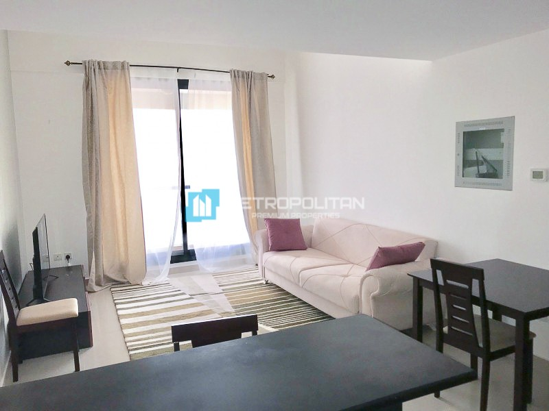 Fully Furnished | Equipped 1BR  at Dubai Marina