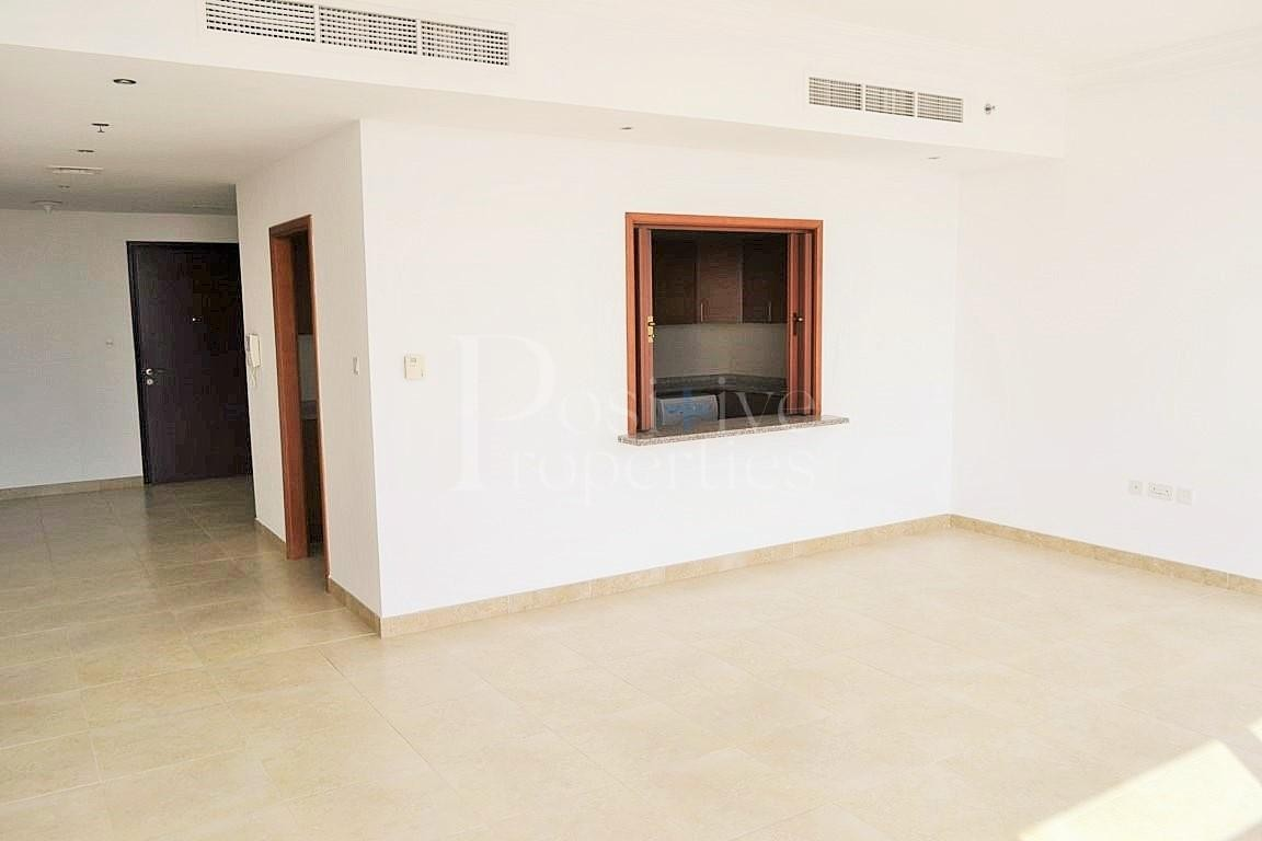 Impeccable|Golf view|unfurnished 2BR in Marina