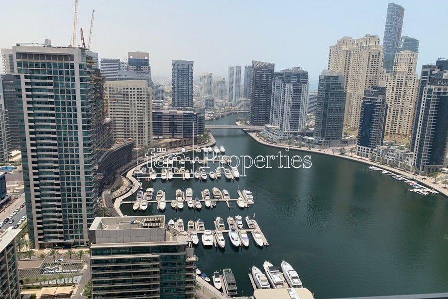 Superb 3BR| High Floor| Full Marina